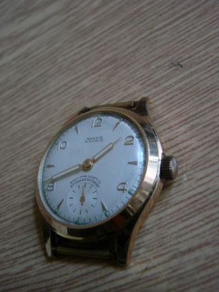 Seltene Armbanduhr Anker Bild