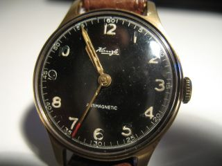Kienzle Hau - Alt - Traumuhr - Kal.  54 - Top Vintage Watch Bild
