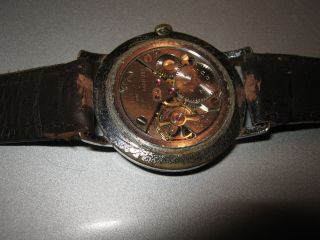 Marvin Chronometer 5 Adjust.  Militer Uhr 1930 - 40 Bild