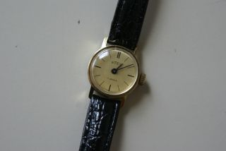 Emes Damen Armbanduhr,  Mechanich Handaufzug,  Läuft Bild