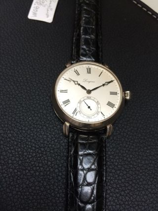 Longines Armbanduhr Cal 18.  90 M Bild