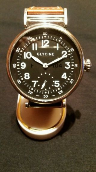 Glycine F 104 Swiss Made Unitas 6498 Bild