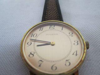 Alte Herren Uhr Dugena Handaufzug Bild