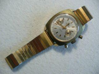 Dugena Chronometer / Herrenarmbanduhr Bild