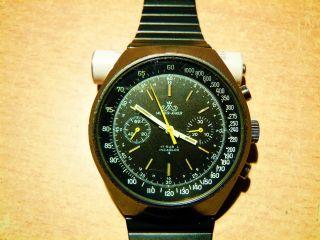 Meister Anker Chronograph Valjoux 7733 Bild