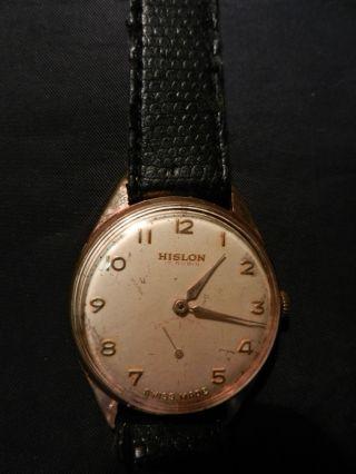 Alte Herren - Armbanduhr Der Firma