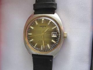 Alte Hau Wempe S 17 Jewels Aus Den 70er Jahren Bild