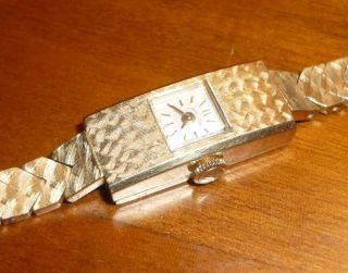 Favre Leuba Design Damen Uhr Leder Ladies Watch Bild
