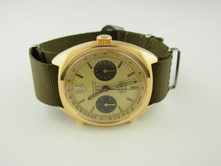 Heuer Autavia Carrera Ref.  110.  255 Chronograph - Selten Aus Ca.  1978 Bild