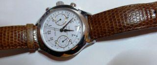 Poljot Chronograph Handaufzug Russische Sammleruhr Bild