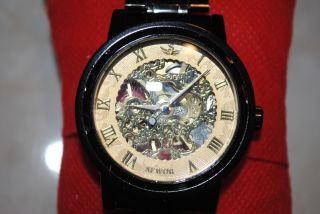 Sewor Herren Uhr Armbanduhr Quarzuhren Watch Bild