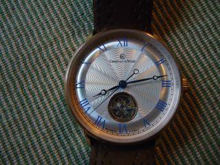 Constantin Weisz Damen/herren Armbanduhr,  Stahl Verg. , Bild