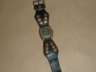 Alte Ruhla Uhr Bild