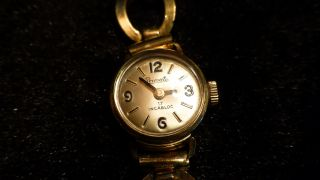 Uhr Primato Armbanduhr Damenuhr 585 Gold,  14 K,  Antik Bild