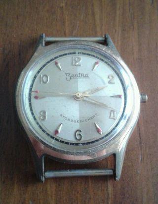 Armbanduhr Zentra Stossgesichert Bild