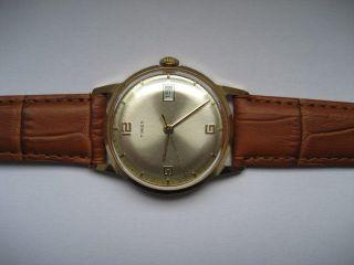 Timex Herren - Armbanduhr Mechanisch Mit Handaufzug Bild
