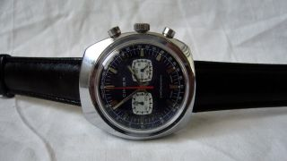 Cimier Chronograph Hau Vintage Mechanisch Bild