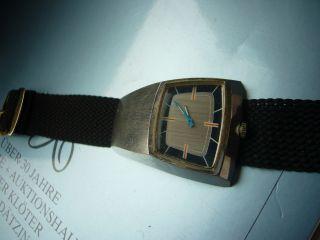 Union Vintage Uhr Raritat. Bild