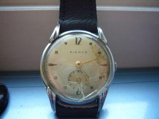 Pierce,  Kaum Getragene Vintage Uhr 4 Bild