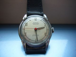 Pierce,  Kaum Getragene Vintage Uhr 2 Bild
