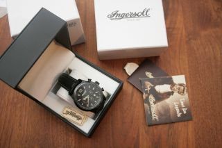 Ingersoll In 3220 Bbk Limited Edition Bild