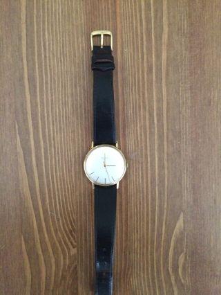 Zentra Savoy - Armbanduhr - Gehäuse Gold - Bild