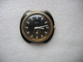 Osco 15 Jewels Handaufzug Uhr Bild