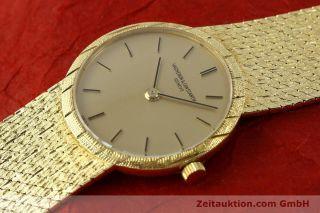 Vacheron Constantin Lady 18k Gold Damenuhr Handaufzug Ronde 6898 Bild