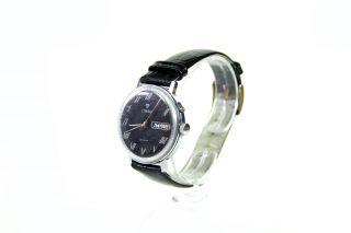 Slava 26 Jewels Herrenarmbanduhr Udssr Mechanisch Armbanduhr Herren - Uhr Vintage Bild