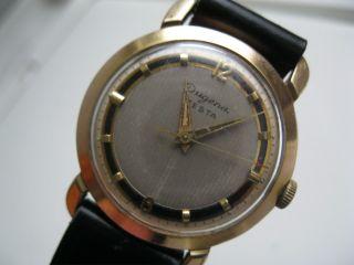 Herren Armbanduhr Dugena Festa (läuft Genau) Bild
