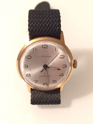 Vintage Armbanduhr Kienzle Waterproof Made In Germany Bild