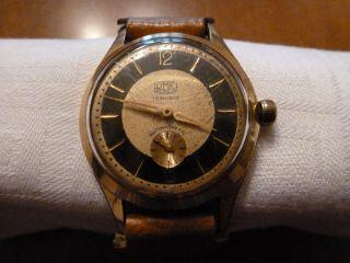 Ruhla Umf Herren Armbanduhr 15 Rubis Bild
