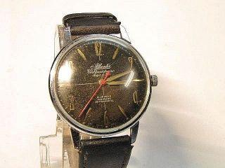 H - Armbanduhr Atlantic Världsmästarur Lux Bild