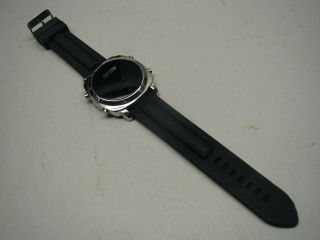 Led Uhr - Männer Armbanduhr - Neuwertig - Wegen Fehlkauf Abzugeben Bild