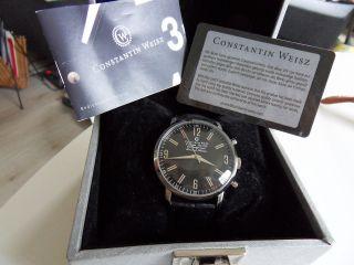Constantin Weisz Chronograph Limited Edition Eta 1168 Bild