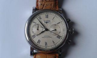 Elysee Herren Chronograph 12001 Handaufzug Bild