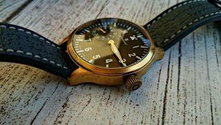 Steinhart Nav B - Uhr Bronze Limited (20 Stück) Bild