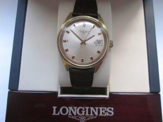 Longines 37mm, Bild