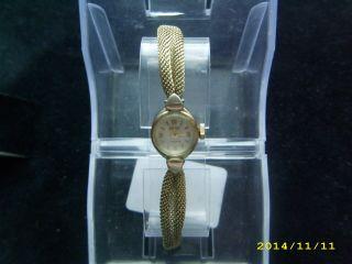 Roxy Damen Armbanduhr.  Vergoldet Swiss Made Bild