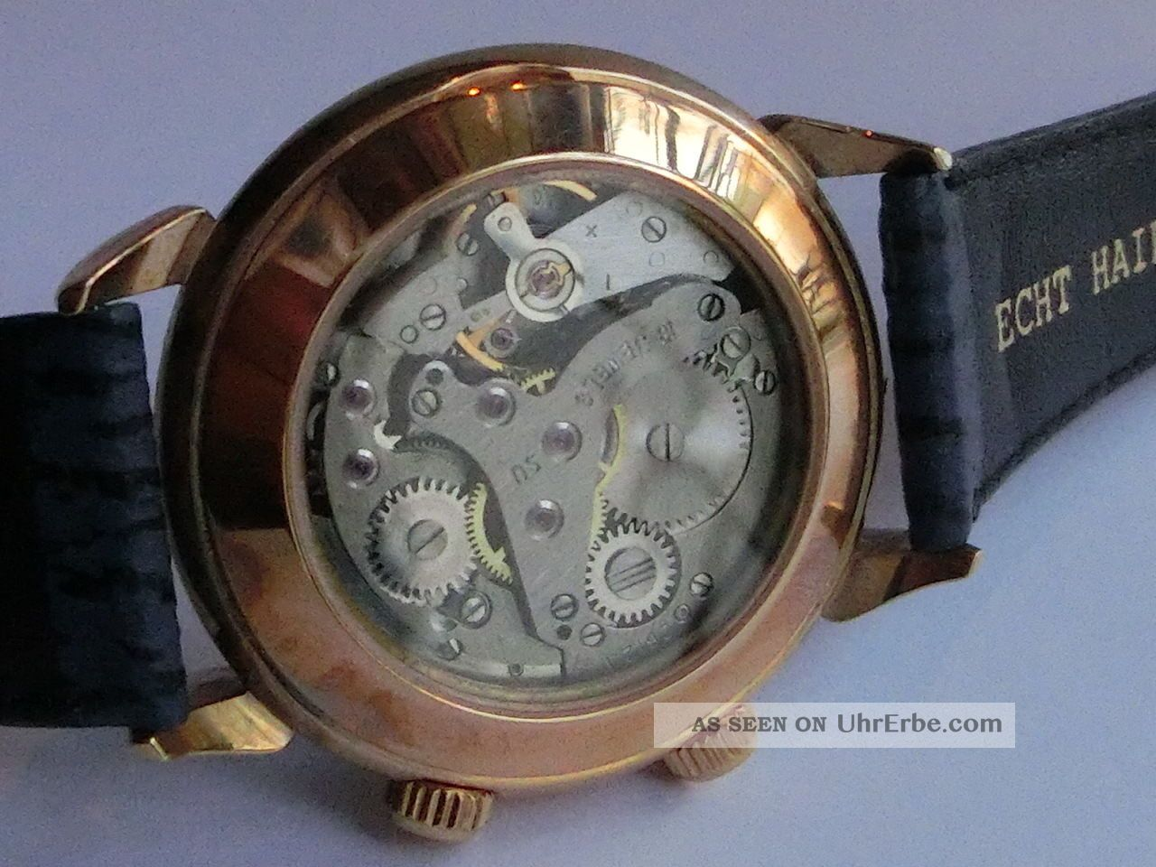 MasMechanische ArmbanduhrweckerNos MasMechanische Alarm ArmbanduhrweckerNos Jean Alarm Jean Le Le 76fbgy
