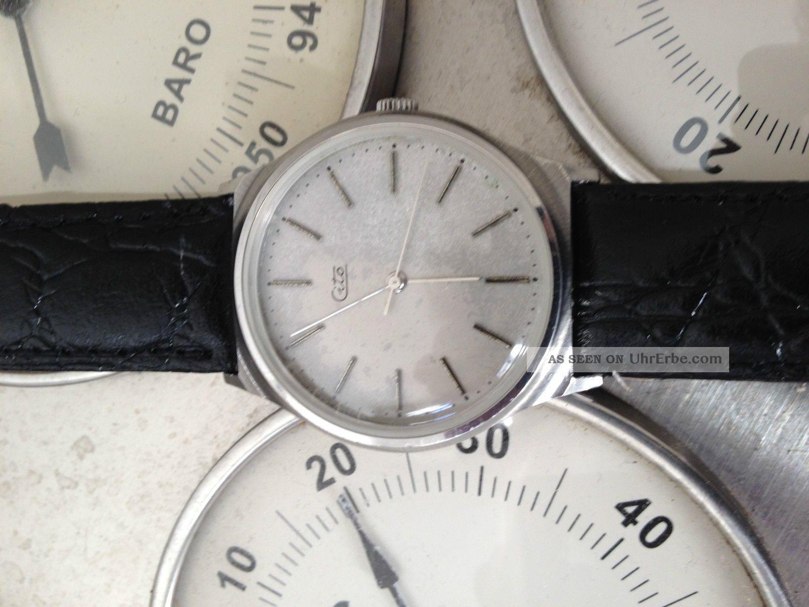 Hau Cito Vintage Armbanduhren Bild