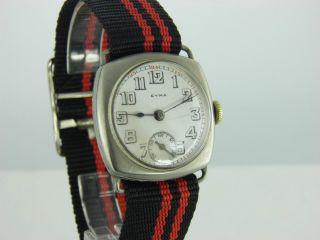 Cyma - Vintage - Antike - 1920er - Swiss - Made - Herren - Handaufzug - Uhr Bild