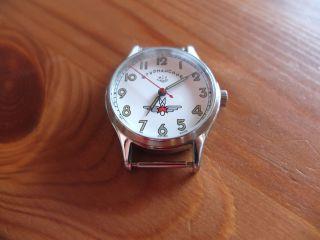 Poljot Sturmanskie Gagarin Russische Herren Armbanduhr Handaufzug Bild