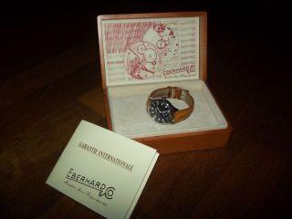 Verkaufe Armbanduhr Eberhard Traversetolo Mit Box,  Aus Sammlung Bild