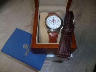 Poljot Chronograph Modell Marschall Schukow Bild
