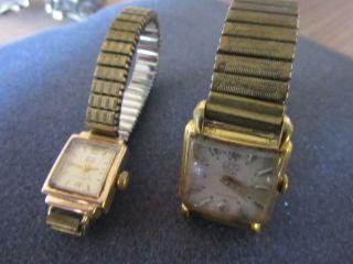 Alte Umf Ruhla Uhren Bild