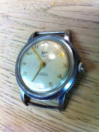 Felca 17 Jewels Uhrwerk As 1187 Mod.  A Bild