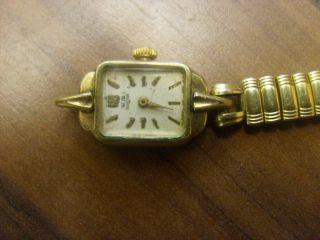 GlashÜtte Gub Armbanduhr Handaufzug Bild