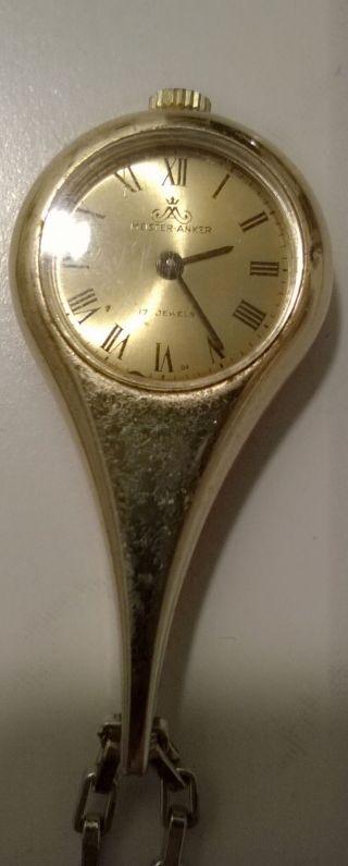 Damen Uhr Meister Anker Gold Bild