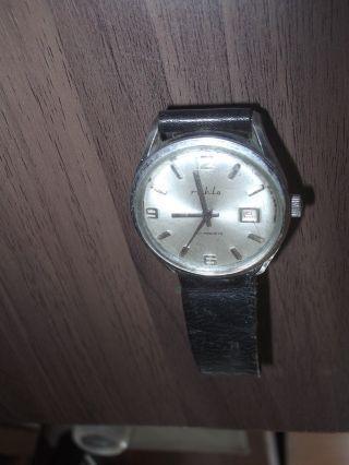 ältere Armbanduhr Bild